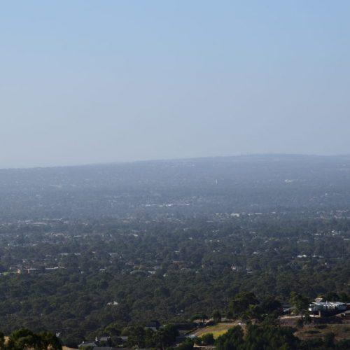 Ausblick auf Adelaide 2