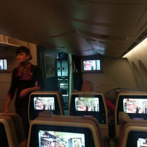 Innenraum Dreamliner