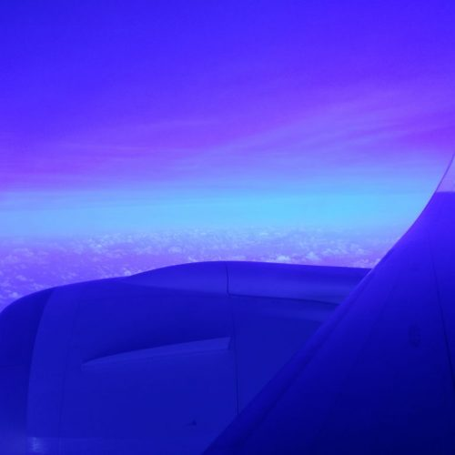 Sonnenaufgang indischer Ozean