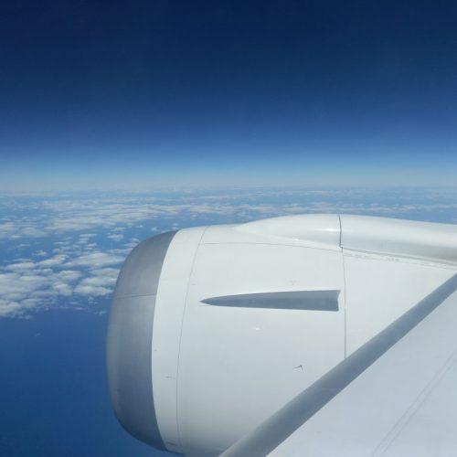 kurz vor Landung Perth