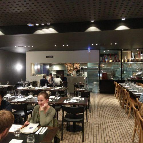 Restaurant Antica Innen