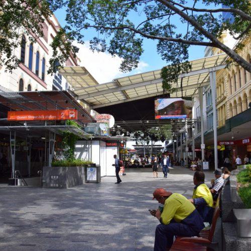 Queen Street Mall 1