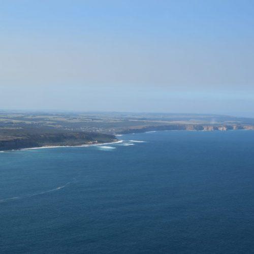 Küstenlinie 12 Apostels