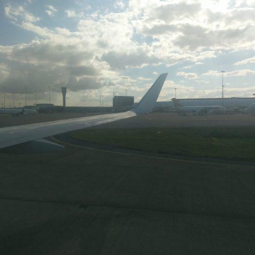 Ankunft Brisbane Airport