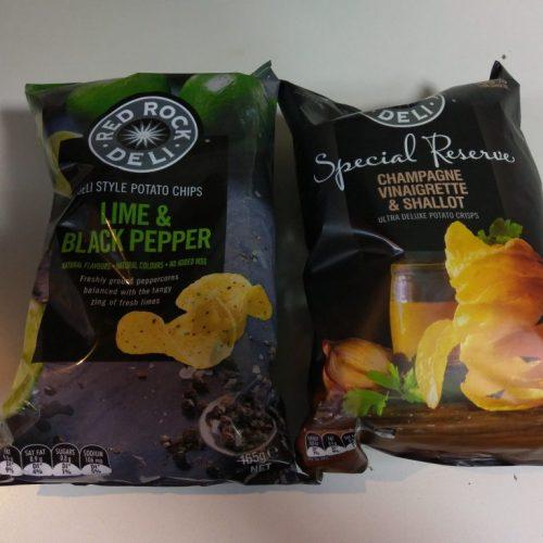 Chips die es nicht in Deutschland gibt